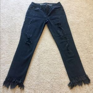 Nordstrom Jeans - Dark Wash Almost Famous Jeans